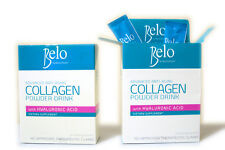Belo Nutraceuticals Glutathione Collagen Powder Drink Anti-Aging Healthy Skin
