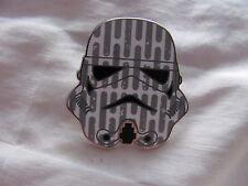 Disney Trading Pins 116260 Star Wars Stormtrooper Helmets Mystery Set - Gray Gra
