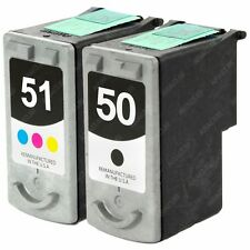 (2-Pack) Ink Cartridge Set for Canon PIXMA MX300 MX310 Printer