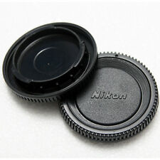 2X Body Cap Cover For Nikon Digital Camera F Mount D3200 D5500 D7000 D90 D70 D4