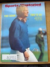 26/06/1972 Sports Illustrated Magazine:  Vol 36 - No 26 - (Cover Content) Two Do
