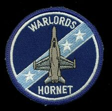 US Navy F-18 Hornet WARLORDS HSL-51 Patch J-1