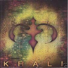CD KHALI   8 TITRES, OCCASION, TRES BON ETAT