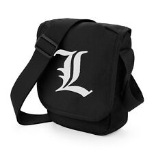 Death Note L Mini Borsa a Tracolla Messenger anni ANIME COSPLAY