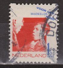 Roltanding 90 used CANCEL DORDRECHT NVPH Nederland Netherlands syncopated 1931