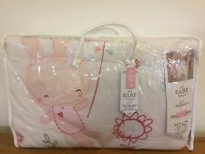 Next Little Poppet nursery cot bed in a bag bedding set rrp £60