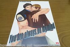 Biohazard Resident evil yaoi doujinshi Chris / Leon (B5 24pages) 12.5 You are al
