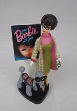 "From Barbie with Love ""Poodle Parade"" 1965  #113719 Collection Figurine Licenced"