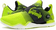 REEBOK Z PUMP FUSION TR TRAINERS YELLOW GRAVEL CHALK ZPUMP SIZE 7 RRP £89.99