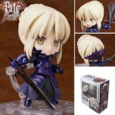 "Fate Stay Night Saber Alter Super Movable Edition 9cm/3.6"" Action Figure WB #363"