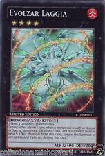 CT09-EN011 EVOLZAR LAGGIA - SUPER RARA - EDIZIONE LIMITATA - CARTA IN INGLESE