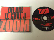 Dr Dre & LL Cool J - Zoom CD QUALITY CHECKED & FAST FREE P&P