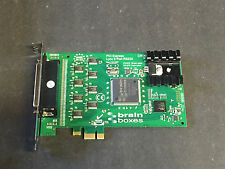 Brainboxes PX-279 8 Port RS232 PCI Express Serial Card