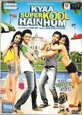 KYAA SUPER KOOL HAIN HUM (COOL) - BRAND NEW BOLLYWOOD DVD - FREE UK POST