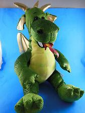 "Build A Bear YEAR OF THE DRAGON Retired Plush Dragon 2012 Ltd Edition 14"" sittin"