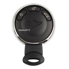 New Uncut Remote Key Fob 3 Button 433Mhz ID46 Chip for BMW Mini Cooper 2007-2014