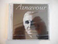 """CHARLES AZNAVOUR : 2000 """" LE JAZZ EST REVENU """" [ CD ALBUM NEUF ] - PORT GRATUIT"""