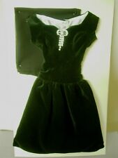 """TONNER LITTLE BLACK DRESS OUTFIT FOR 22"""" AMERICAN MODELS DOLL NEW"""