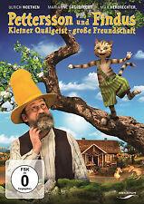 DVD * PETTERSSON UND FINDUS : KLEINER QUÄLGEIST - GROßE FREUNDSCHAFT # NEU OVP §