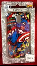 Anymode Samsung Galaxy S4 Marvel Comics Captain America Smartphone Hard Case New