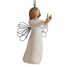 Willow Tree ANGEL OF HOPE  Hanging Figurine Ornament By Susan Lordi 27275
