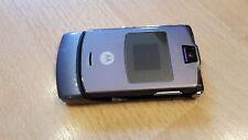 Motorola RAZR V3  Farbe grau / foliert / ohne Simlock mit jeder SIM nutzbar...