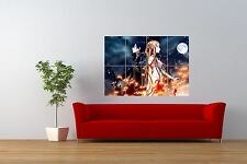 Manga Anime Cartoon Japón Sword Art Online Gigante impresión arte cartel nor0772