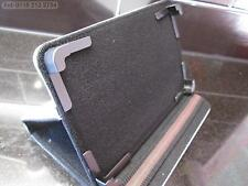 "White Secure Multi Angle Carry Case/Stand for 7"" Lynx Commtiva N700 Tablet PC"
