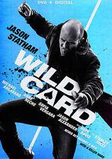 Wild Card (DVD, 2015)