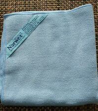 Norwex Blue Enviro Baclock Microfiber Cloth AntiBacterial Chemical Free Cleaning