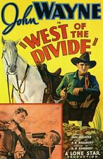 West of the Divide 1934 And The Law Rides 1936 Two westerns on DVD