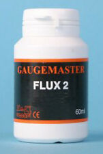 Gaugemaster GM03 - 60ml Bottle Liquid Soldering Flux for White Metal - 1st Post