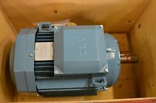 ABB, 11KW/14.75HP, 1770 RPM, 460V, Frame 160M, M3AA 160 M 4, Electric Motor.