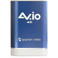 Epiphan AV.io 4K USB 3.0 Video Grabber