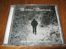 "NOCTURNAL DEPRESSION ""Four Seasons to..."" CD  wedard xasthur"
