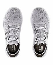 UNDER ARMOUR SPEEDFORM APOLLO VENT WHITE/CARBON MEN'S RUNNING SHOES