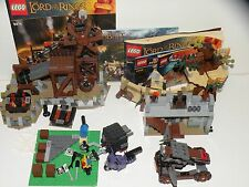 Lego  LOTR + Hobbit 9476, 9471, 79012 - No minifigures + others