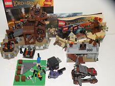 LEGO LOTR Hobbit + 9476, 9471, 79012-no minifigures + ALTRI