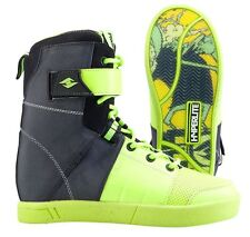 HYPERLITE PROCESS WAKE BOOTS – COLOR: BLK/GRN – SIZE: 7 – NEW!!!