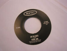 Pearl Jam OFF He Goes/Dead Man 45 RPM Epic Records VG+