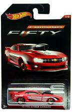 2017 Hot Wheels Camaro Fifty Series #7 '10 Pro Stock Chevy Camaro