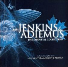 Karl Jenkins & Adiemus: The Essential Collection, New Music