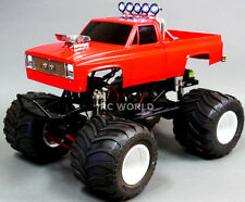 Axial SCX10 1/10th RC MONSTER TRUCK Chevy Pickup 4WD Rock Crawler 8.4V w/ LED