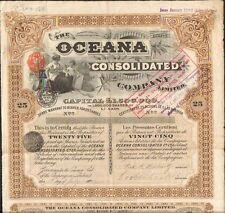 DECO =  THE OCEANA (AFRIQUE DU SUD) (M)