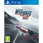 Need for Speed Rivals Game PS4 Brand New
