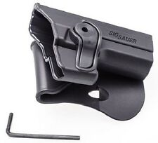 Sig Sauer HOL-RPR-229R-43 Paddle Retention Holster RH P229R Black Polymer