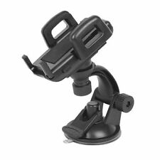 Car Windshield Mount Cell Phone Holder for iPhone 5C/6/6S Plus Galaxy S3/4/5 HTC