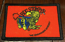 Aliens movie Bug Stomper Nose Art Morale Patch Tactical Military USA Army Hook