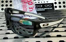 New Oakley 9263-13 TURBINE Tour de France Sunglasses Grey Smoke / Black Iridium