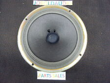 "8 OHM 8"" Woofer. Part # 2005Aa. Tested. Sound Good."
